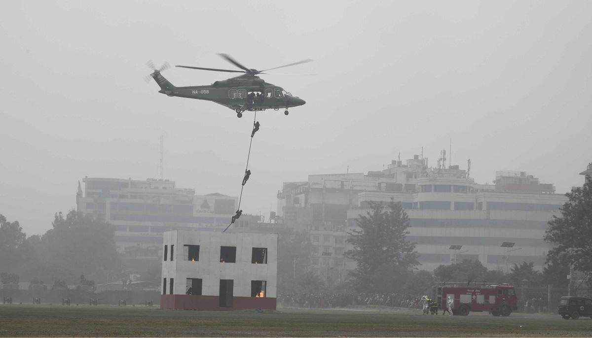 सेना दिवसमा काेभिड असरः  फौज घटाउने, भोजभतेर हटाउने