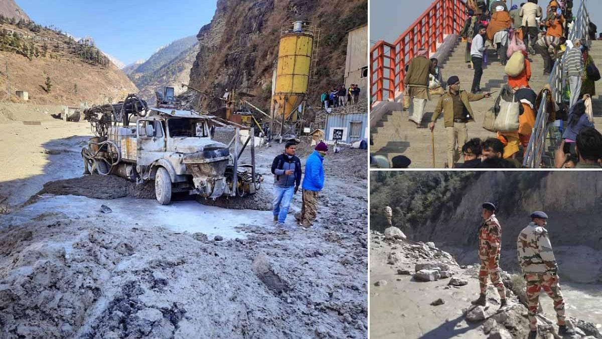 भारतको उत्तराखण्डमा गएको भीषण हिमपहिरोमा नेपाली फसेको आशंका , १५० जना बेपत्ता (भिडियाेसहित)