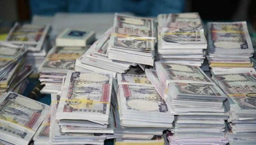 असारे विकास: पछिल्लो ११ दिनमा साढे १३ अर्ब खर्च, एकै दिन १ अर्ब ६० करोडसम्म खर्च