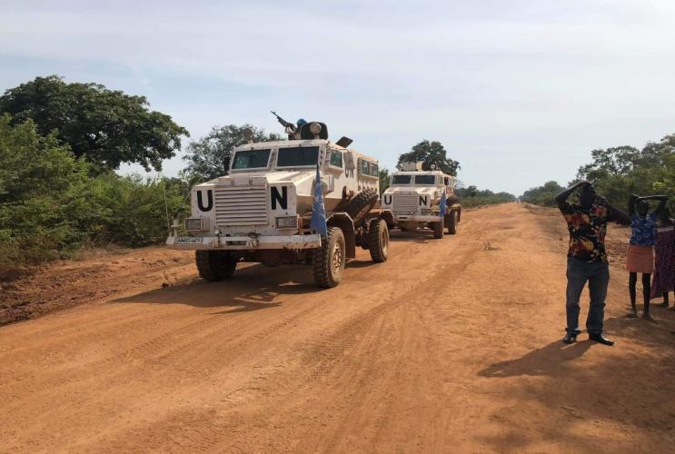 सुडानमा जातिय हिंसा रोक्ने क्याप्टेन बिज्ञान बिष्टको कमाण्डलाई युएन महासचिवको प्रशंसा पत्र