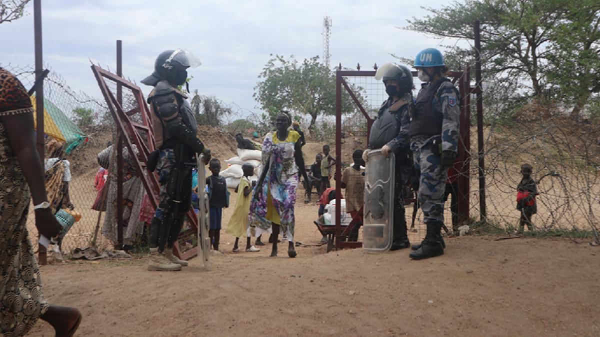 दक्षिणी सुडानमा तैनाथ सशस्त्र प्रहरी बल नेपालको युनिट सर्वोत्कृष्ट घोषित