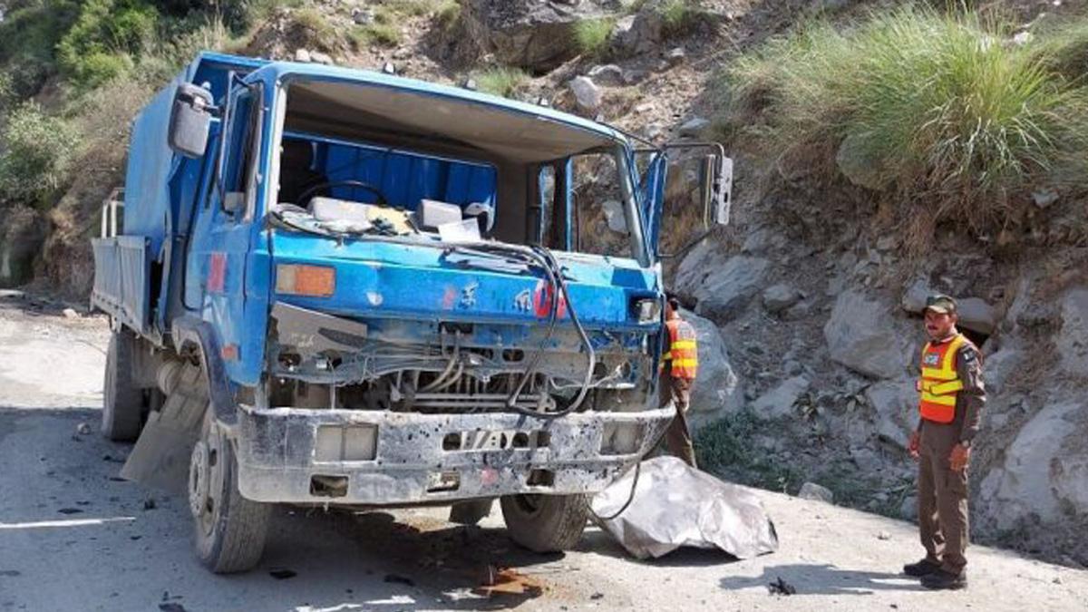 पाकिस्तानस्थित चिनियाँ परियोजनामा भएको बम विष्फोटमा १२ को मृत्यु