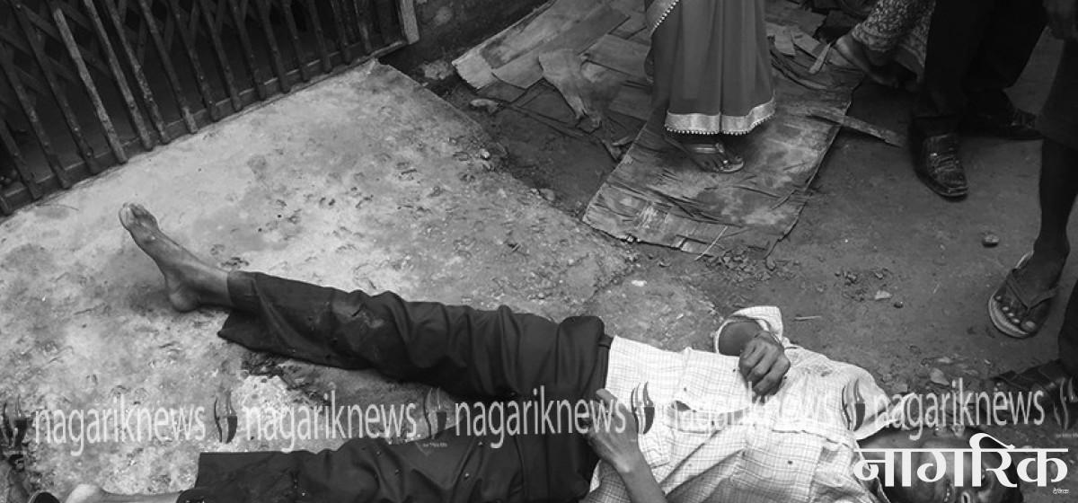 रुपन्देही प्रहरीले भारतबाट पक्रेर ल्यायो कुर्मीका हत्यारा