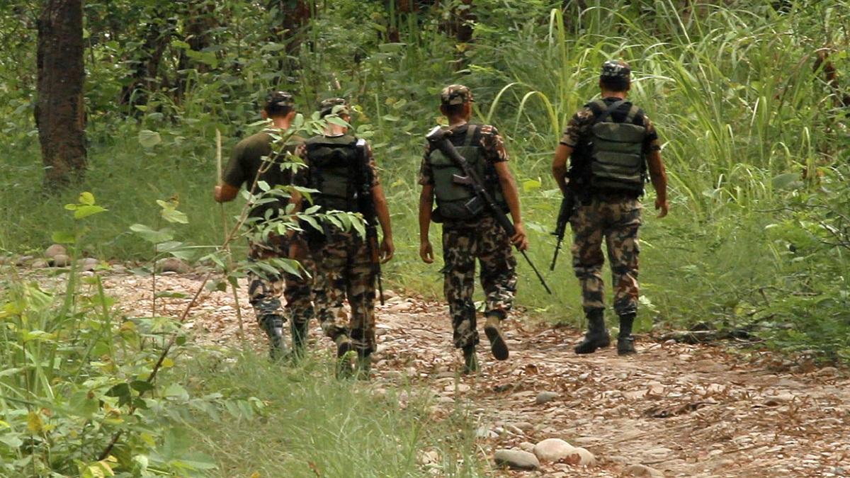 निकुञ्जभित्र भेटियो सैनिकको शव, हत्या भएको आशंकामा परिवारले दिए उजुरी