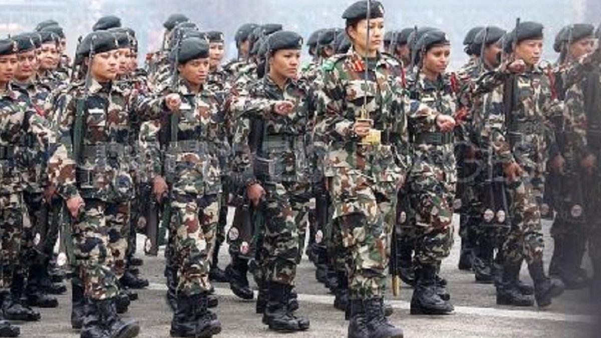 यी सात महिला सैनिक, जसले इतिहास बनाए